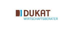 Logo Dukat Wirtschaftsberater